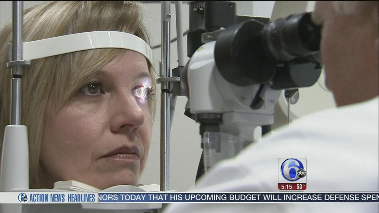New procedure can help some ditch the reading glasses