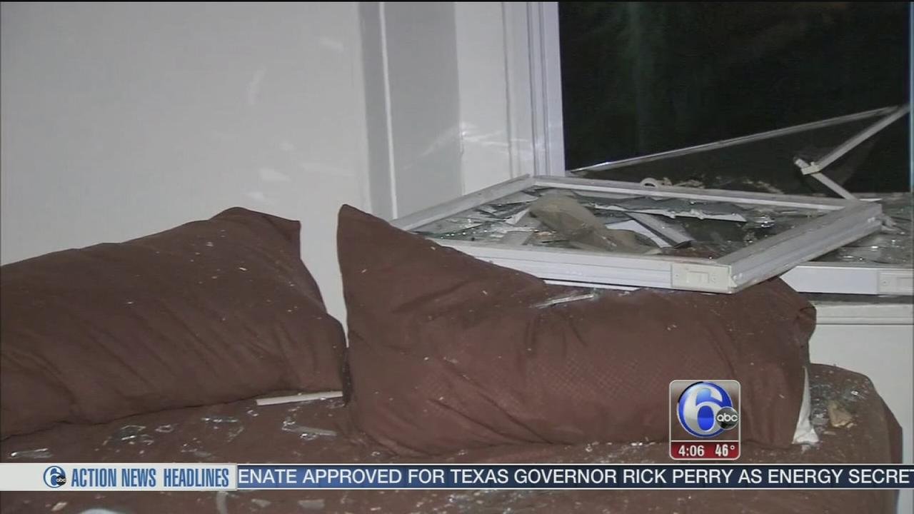 Strong winds cause damage across area