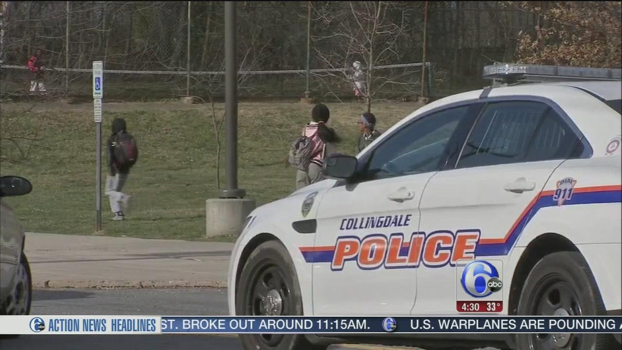 Police seek gun teen brought to Delco school