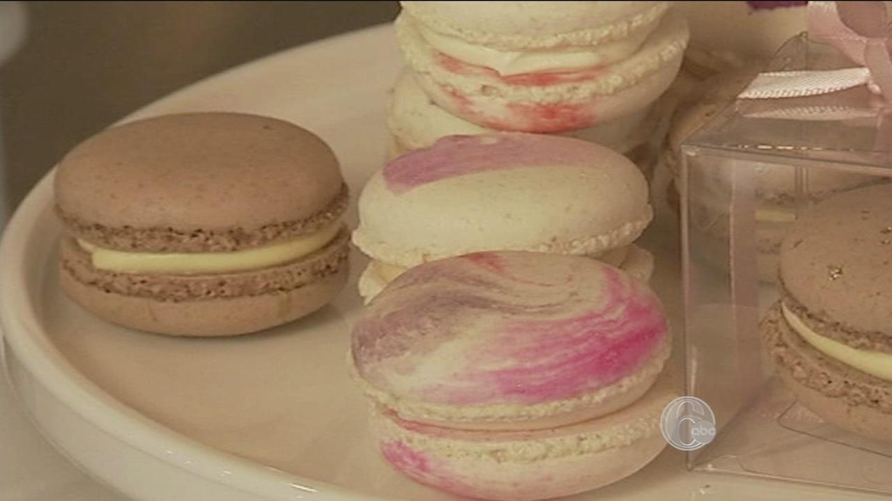 VIDEO: FYI Tastes Local Macarons
