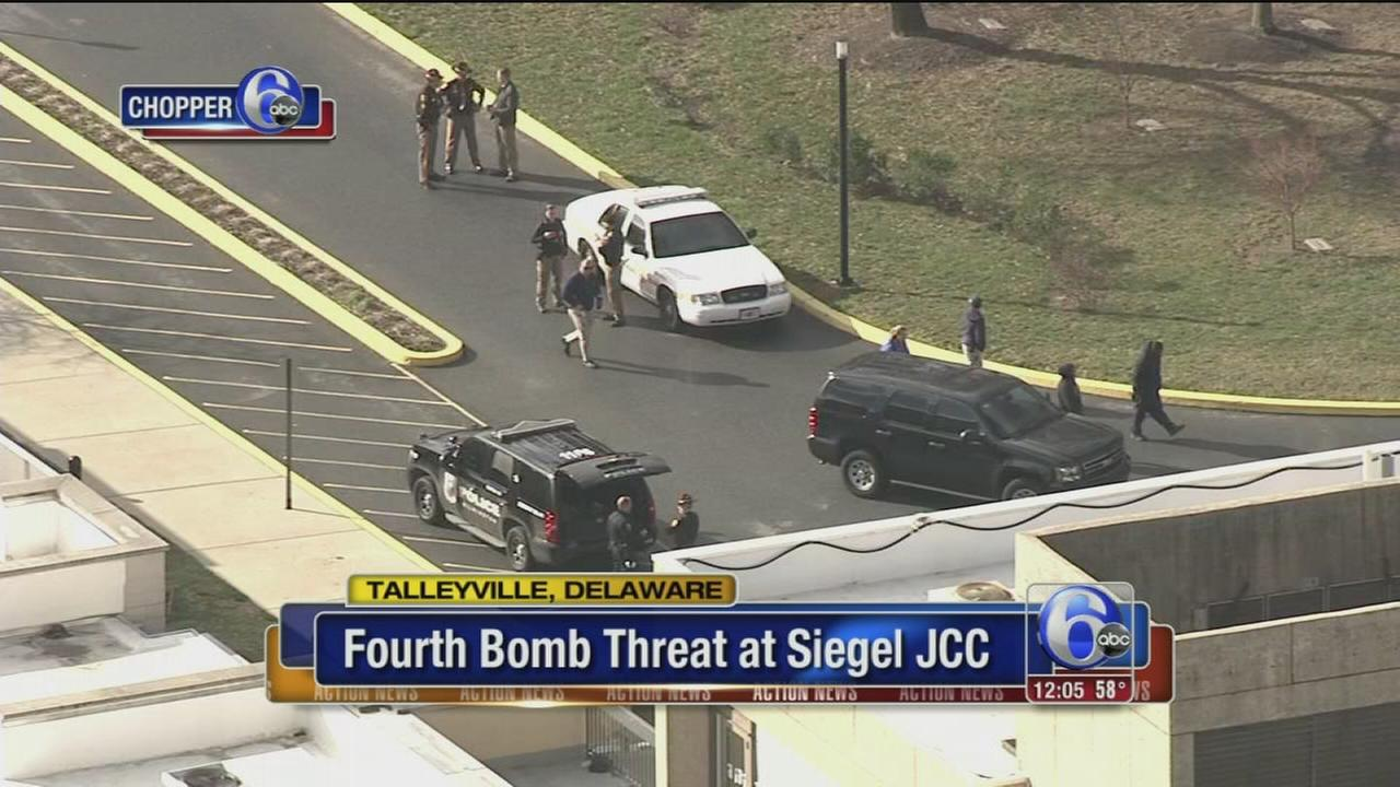 All-clear given at JCC in Delaware