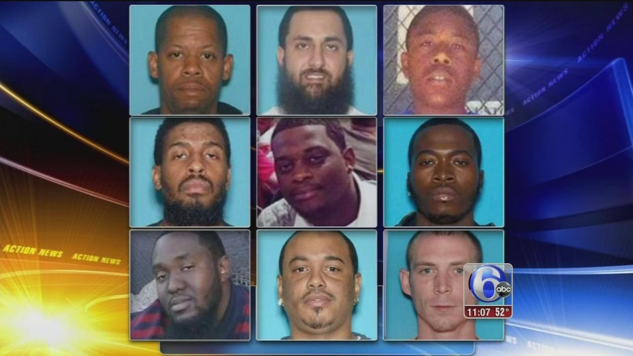 $45,000 reward offered in 9 Burlco unsolved murders