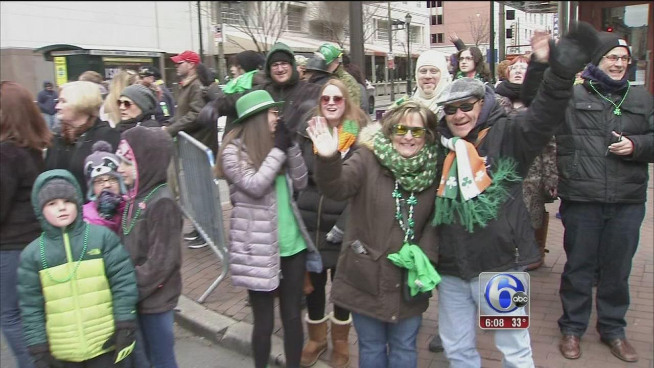 Philly St. Patricks Day Parade