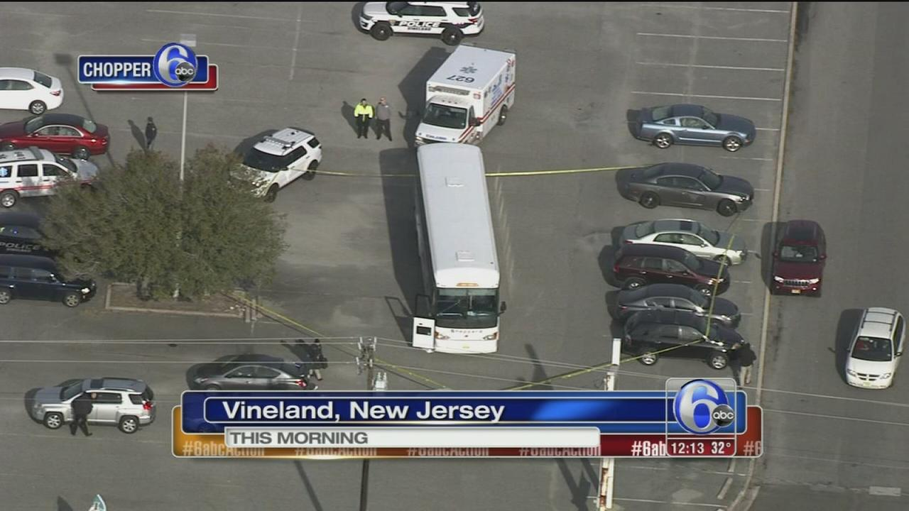 Person struck and killed in Vineland, NJ