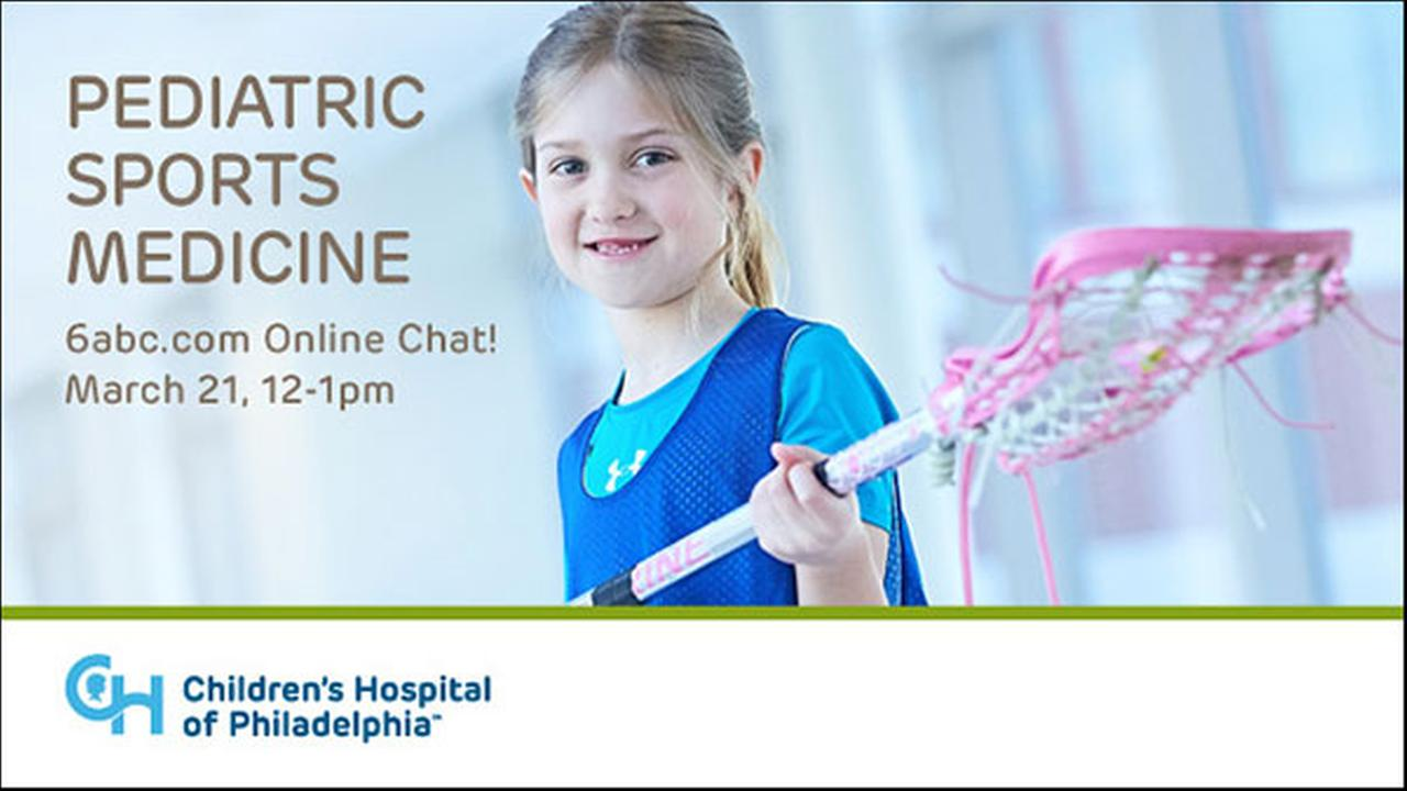 TRANSCRIPT: Chat with CHOP - TOPIC: Pediatric Sports Medicine