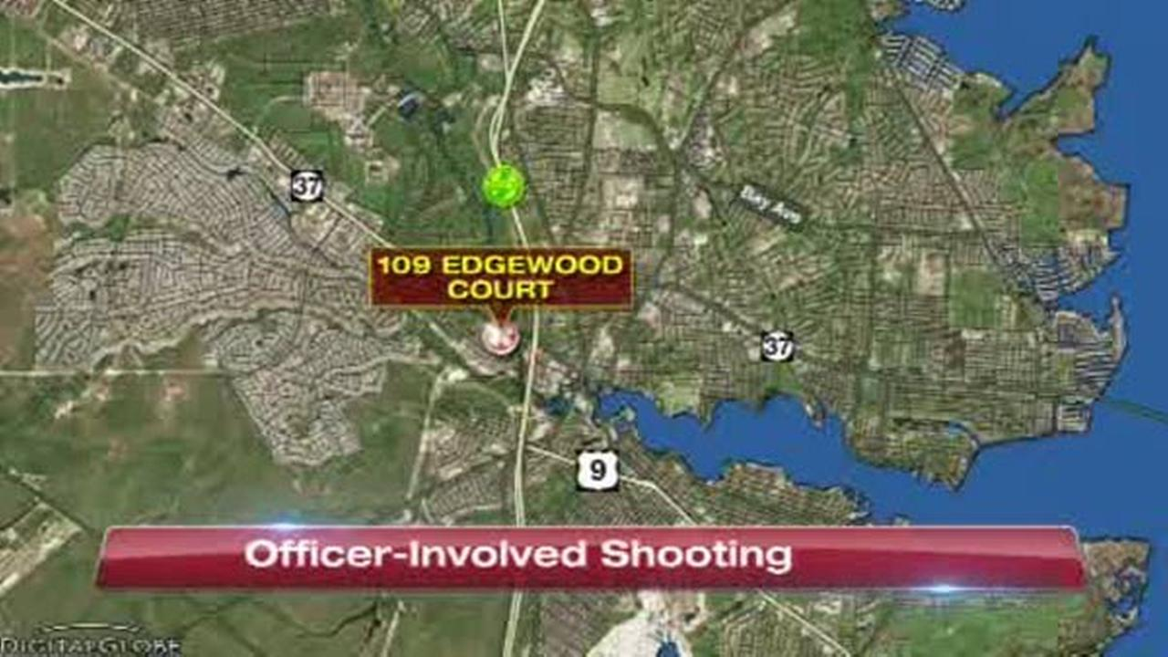 Authorities identify Toms River man shot, killed by police
