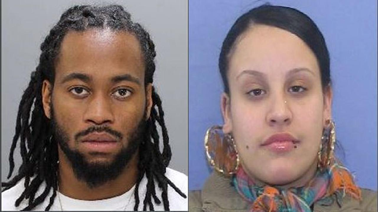 Robert Lee Randolph, 31, and Maria Teresa Lebron, 29, are wanted federally for unlawful flight to avoid prosecution in connection with a double murder.