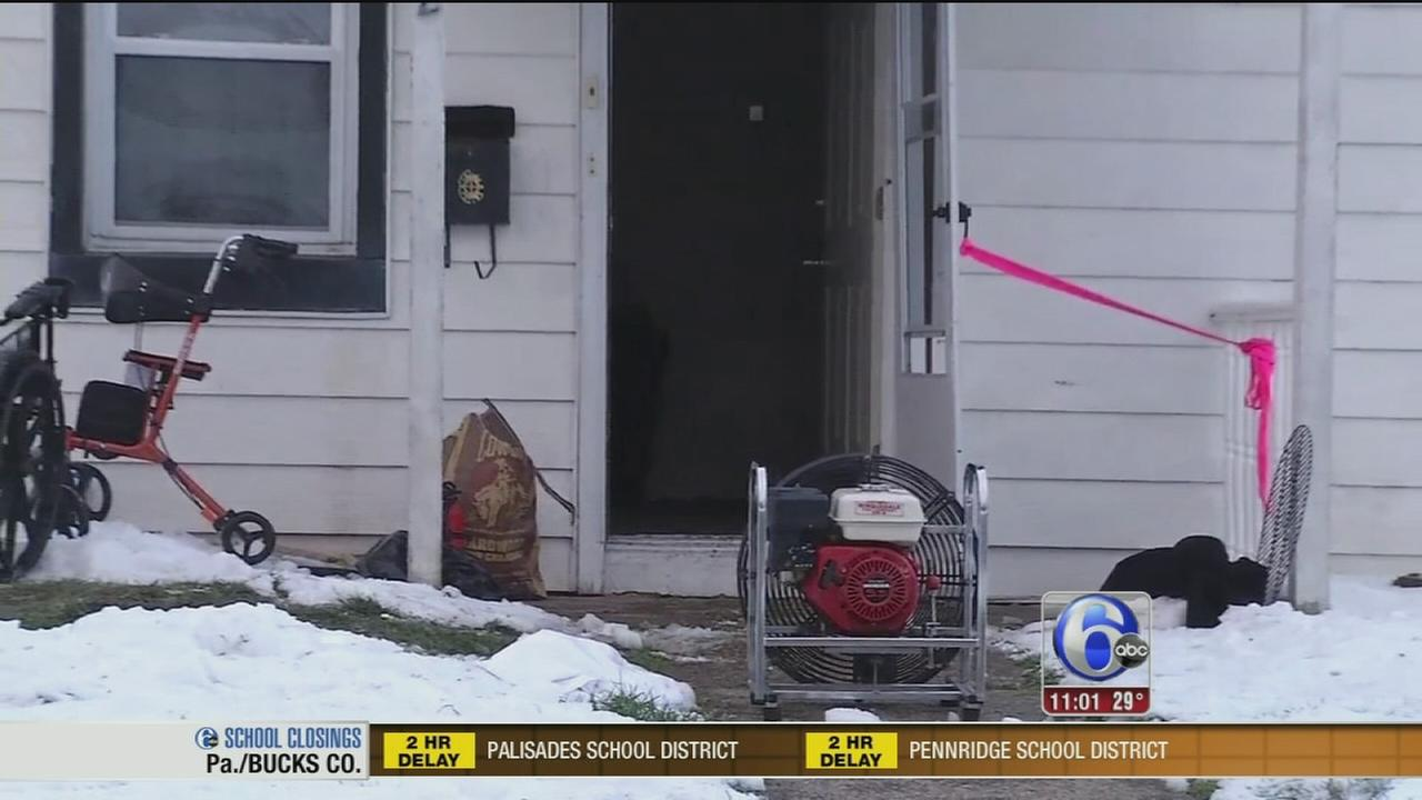 4, including child, hospitalized after CO poisoning in Del.