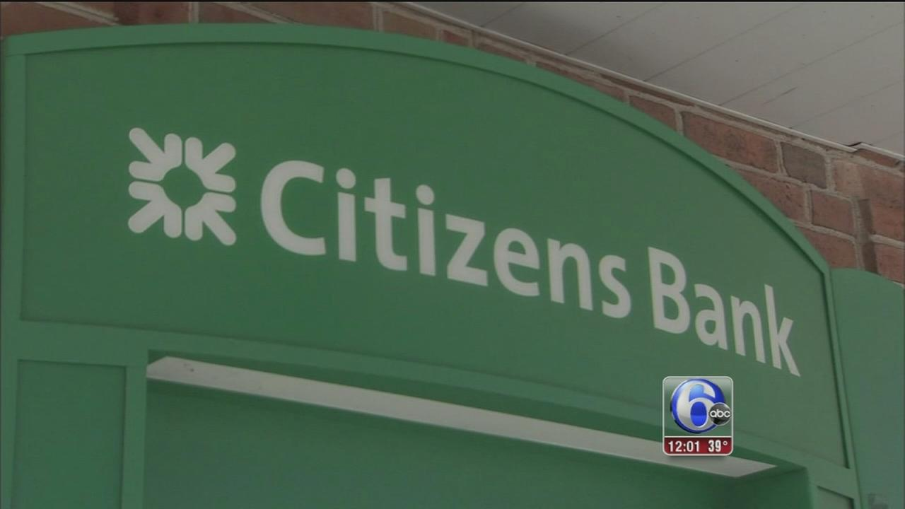 Citizens Bank says transaction delays fixed