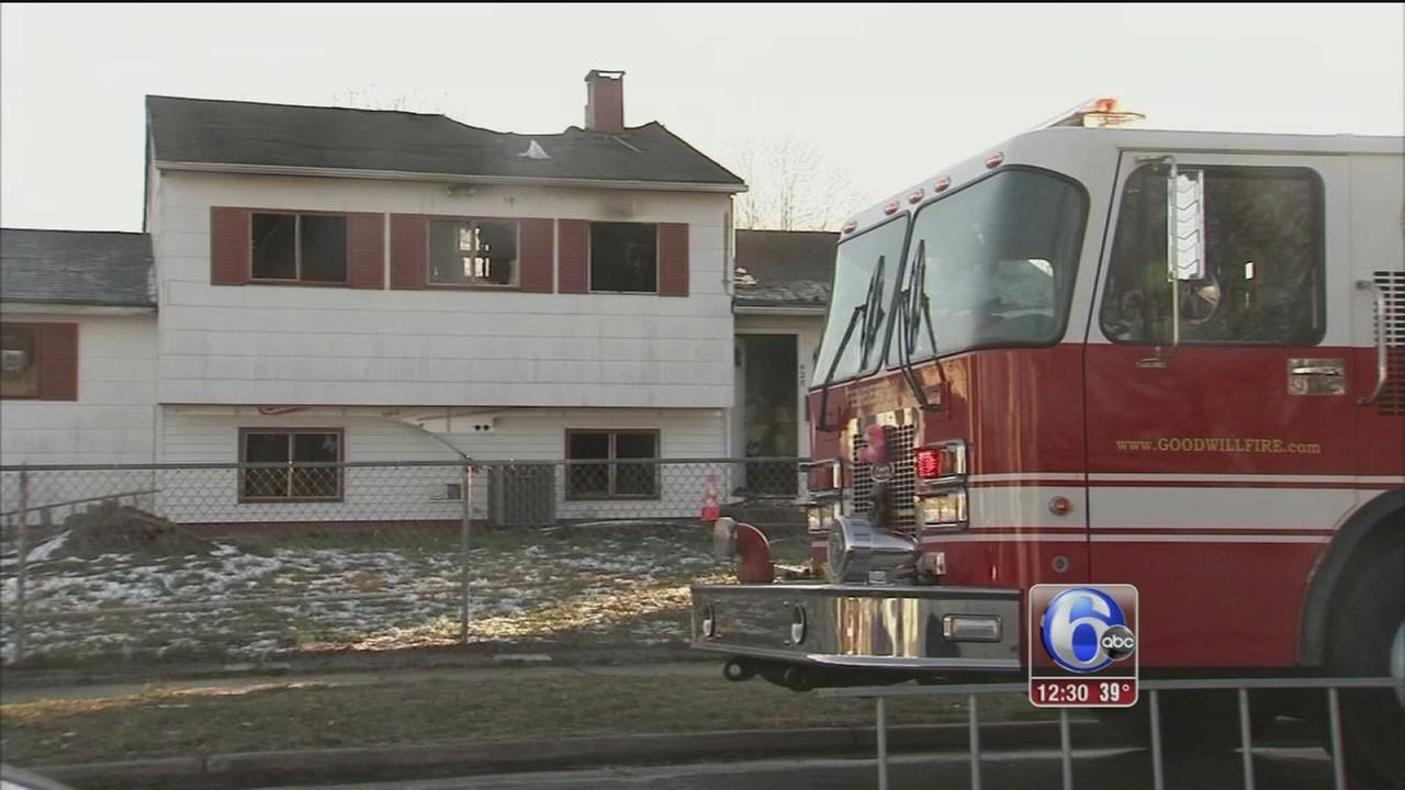 VIDEO: 1 dead after house fire in Pemberton