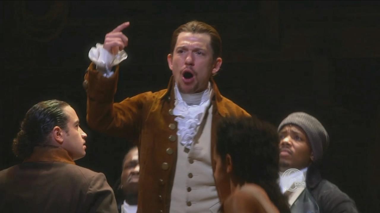VIDEO: Kimmel Season Broadway Philadelphia