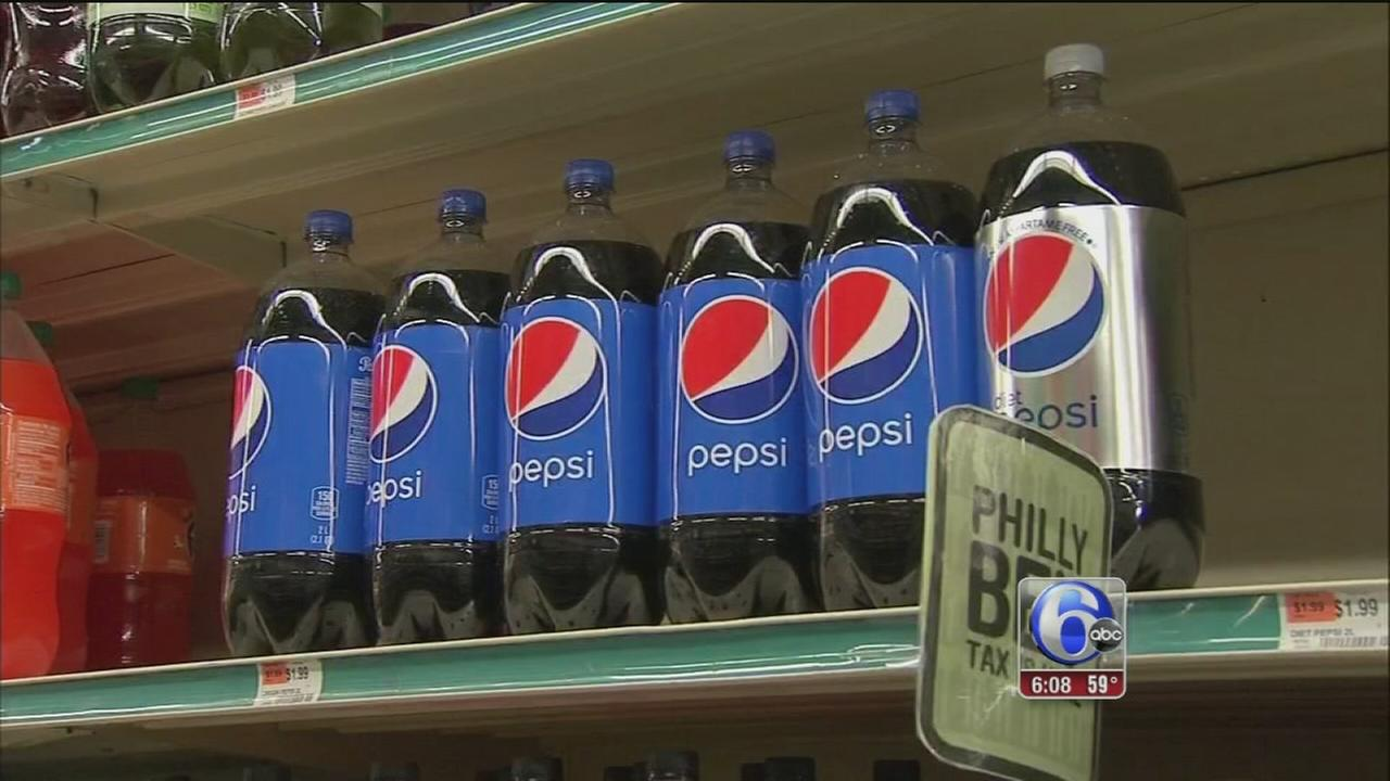 Pepsi pulls 6-packs, 2-liter bottles from Philly stores