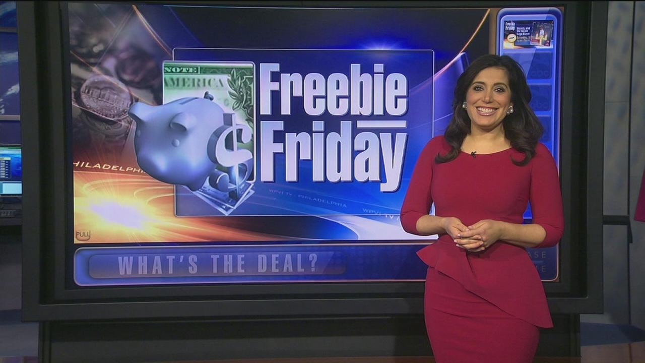 Freebie Friday: Cheesesteaks, warehouse memberships, gelato