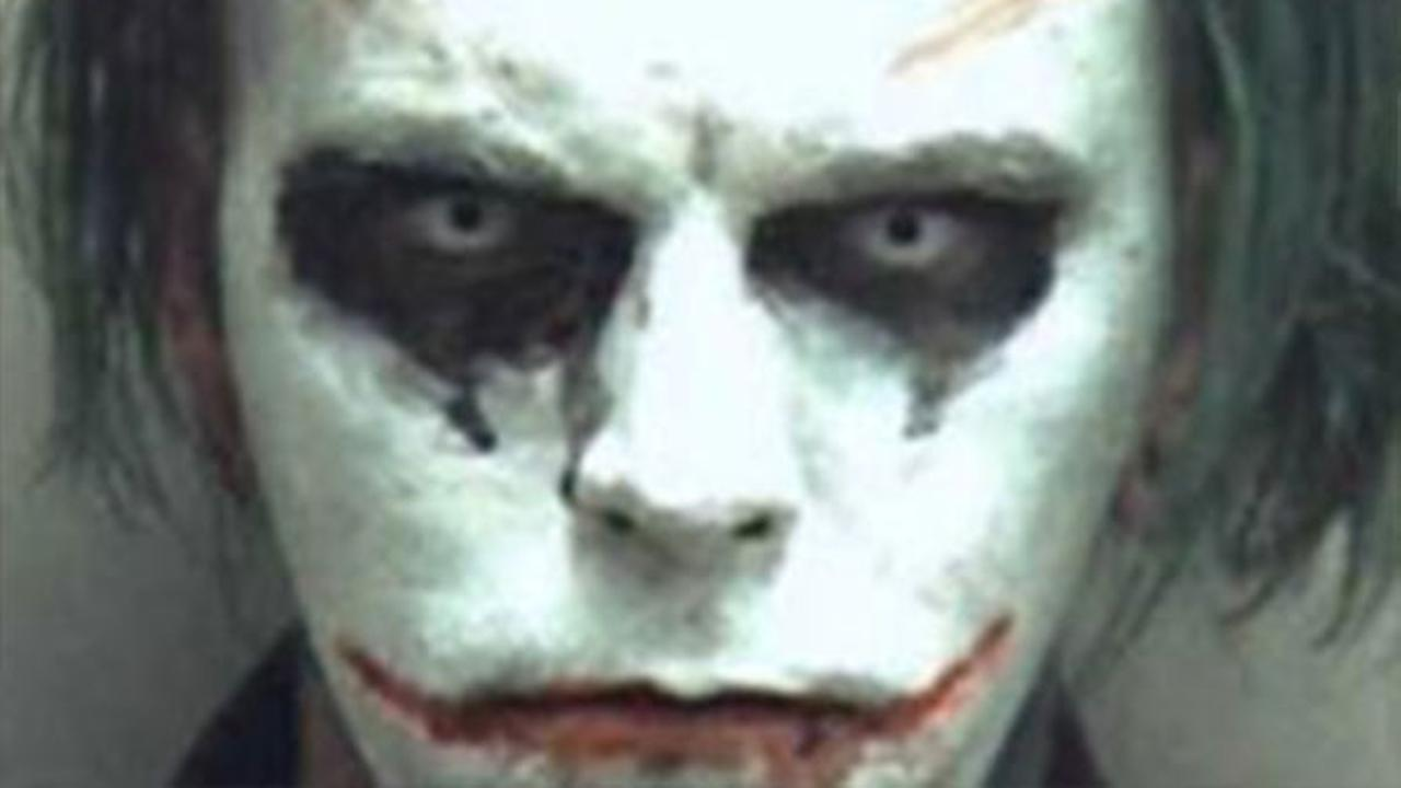 Man dressed as 'The Joker' arrested in Virginia