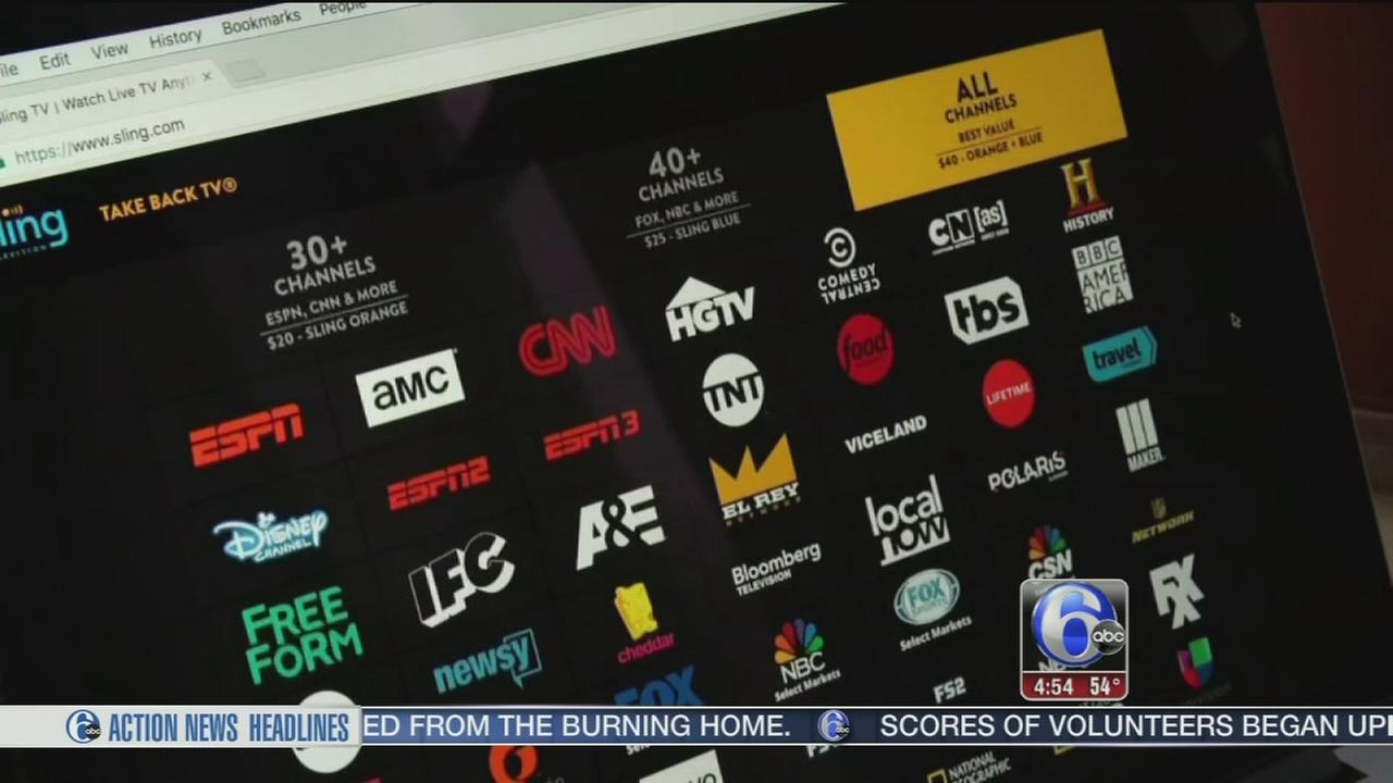 Consumer Reports: Streaming live TV services