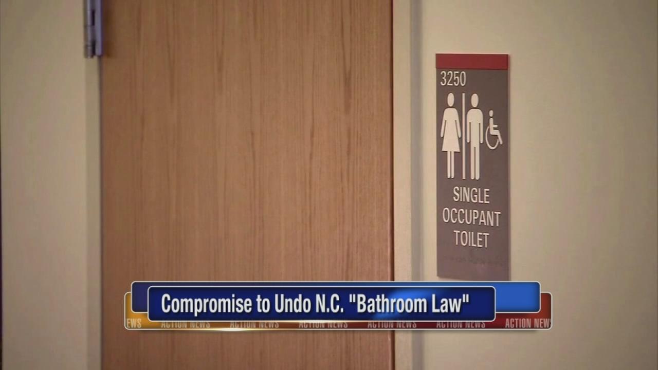 Compromise to undo bathroom law passes key hurdle