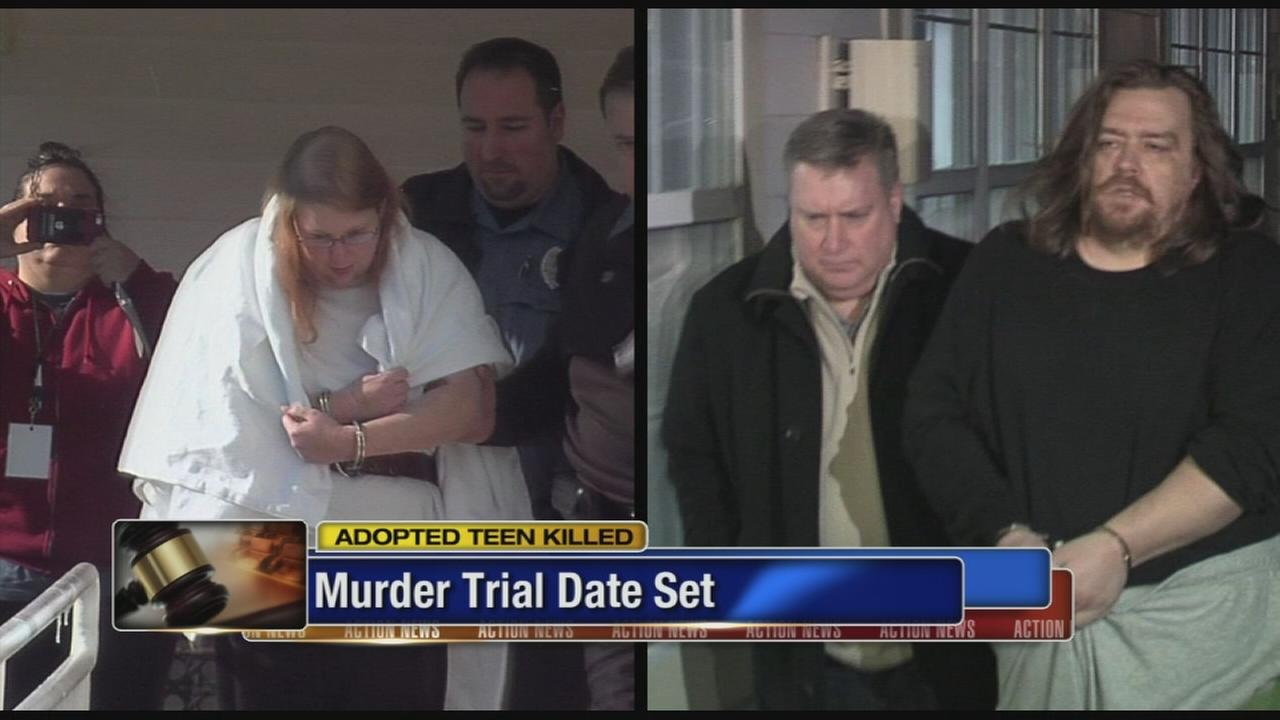 Death penalty sought for man charged in Grace Packer killing
