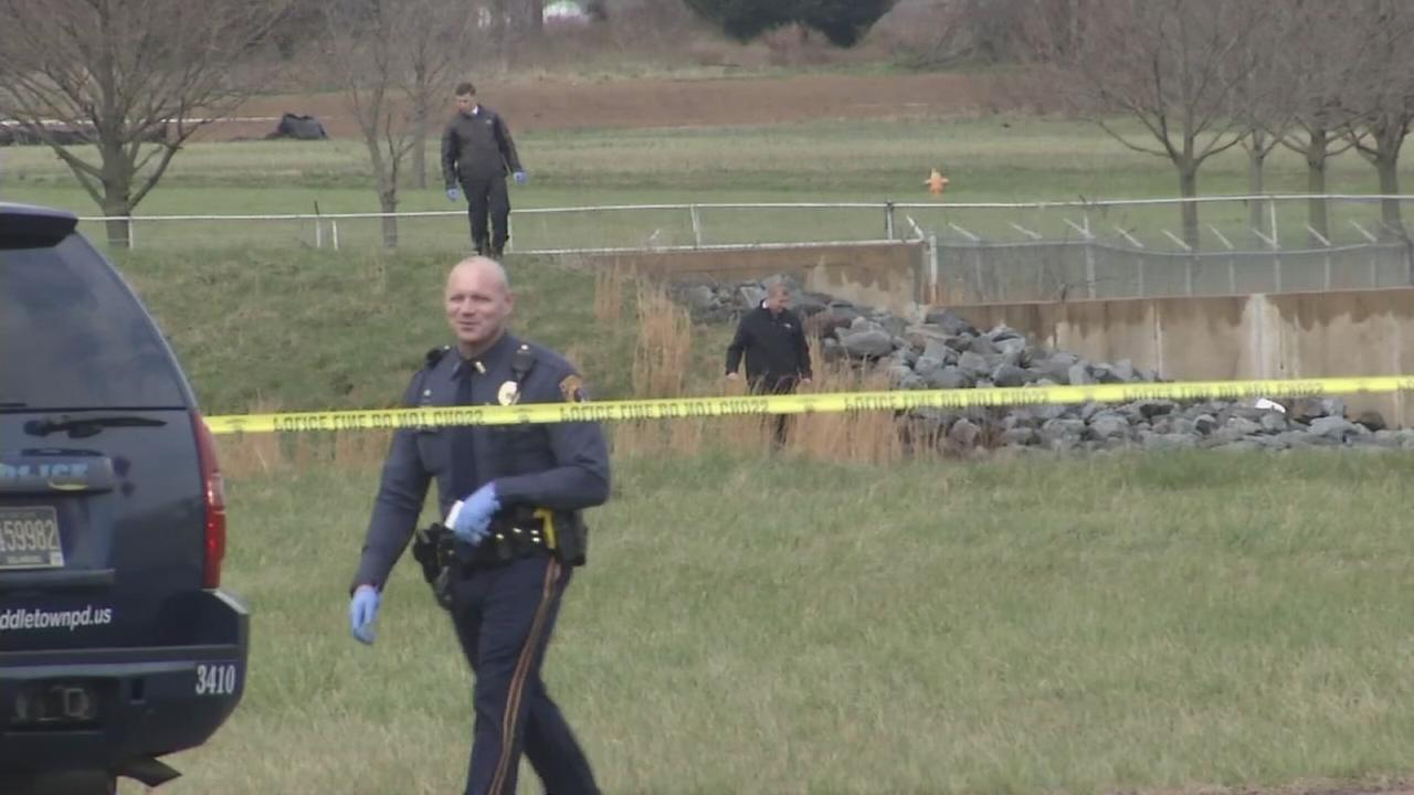 VIDEO: Body recovered from retention pond