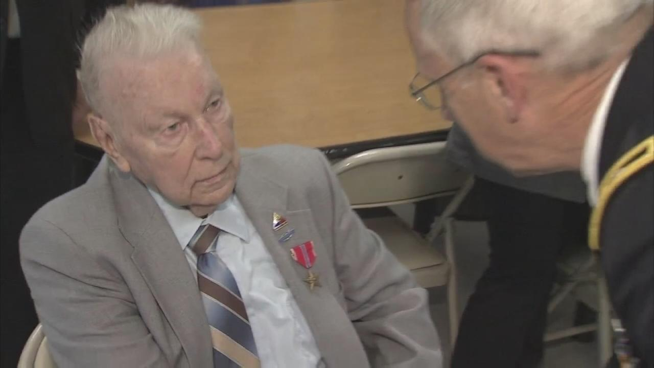Montgomery County man surprised with Bronze Star medal