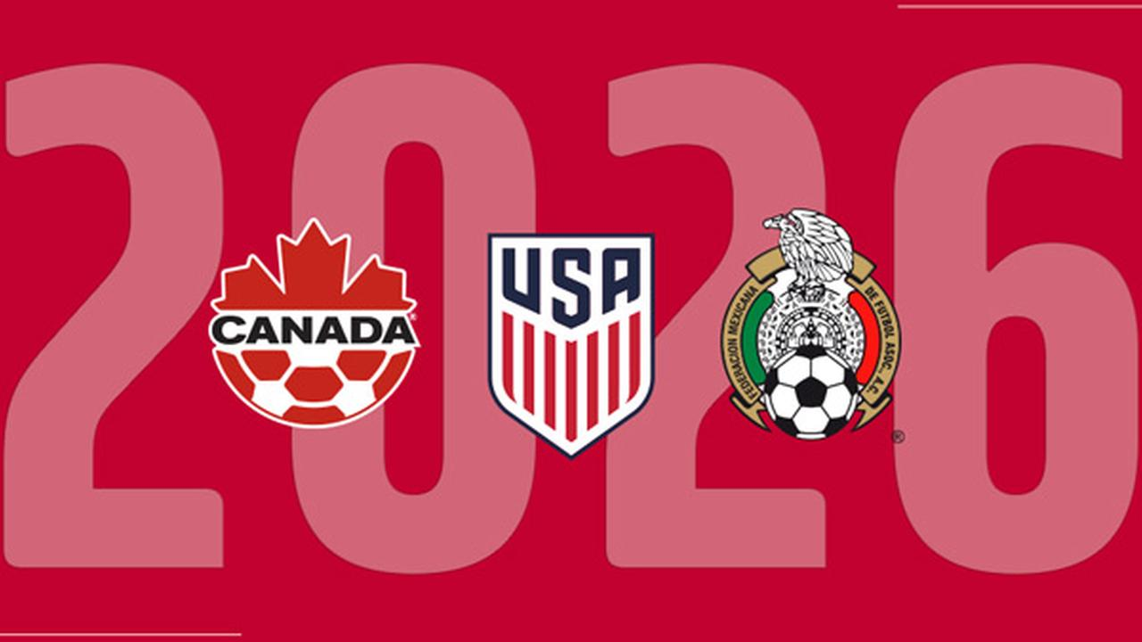 US, Mexico, Canada launch bid for soccer's 2026 World Cup