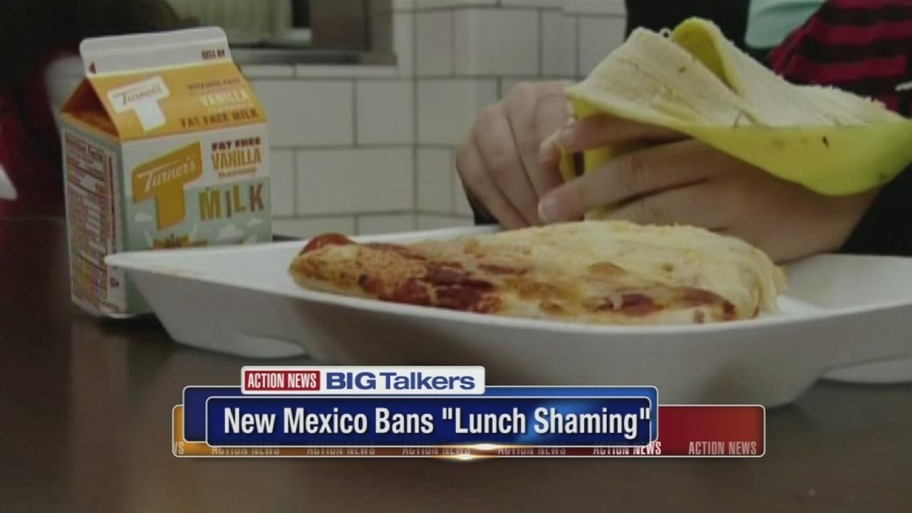 NM bans schools from lunch shaming students with no money