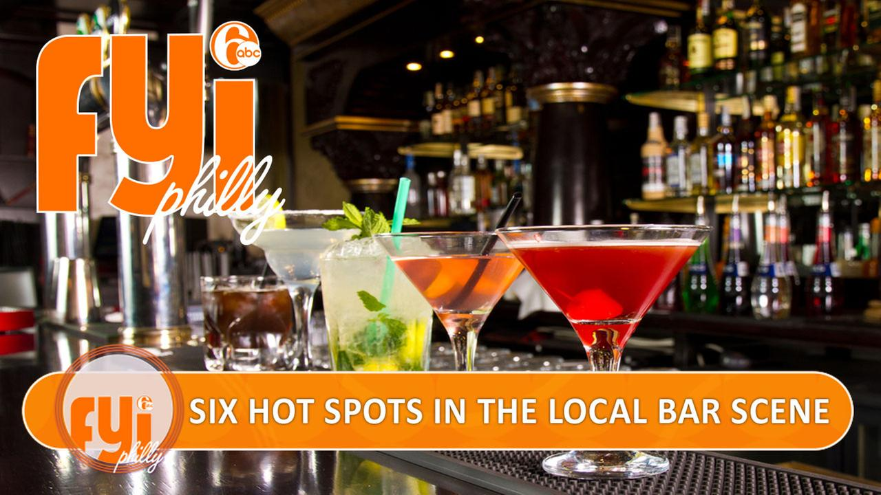 Six bars to take your weekend to another level