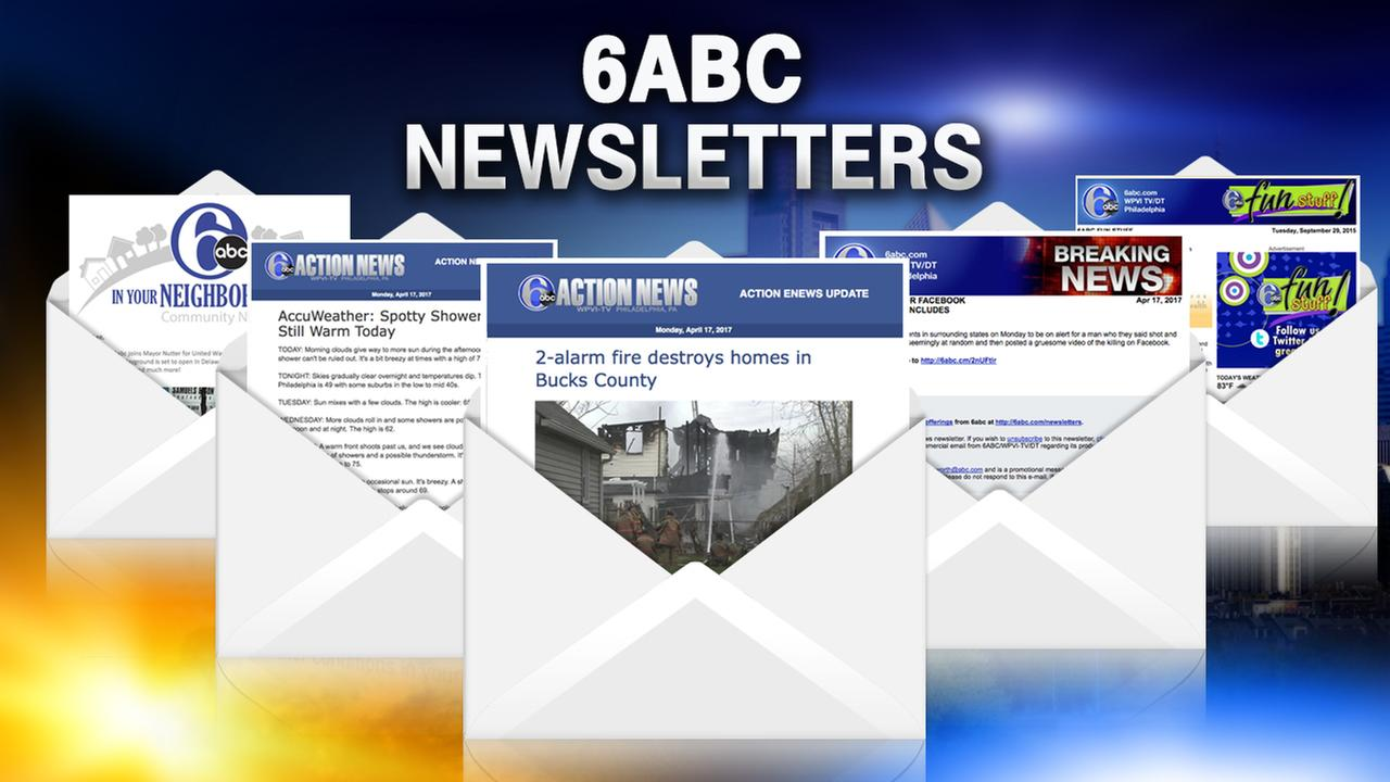 6abc Newsletters
