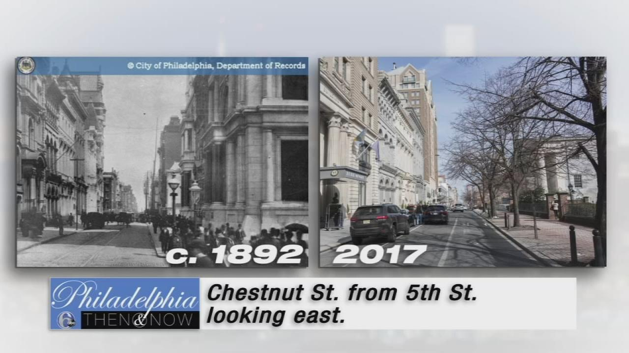 Philadelphia Then And Now 3