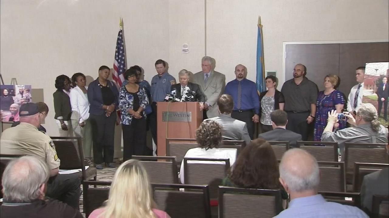 Victims family, workers sue Delaware over prison riot