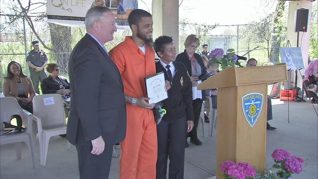 Prisoners get a new lease of life