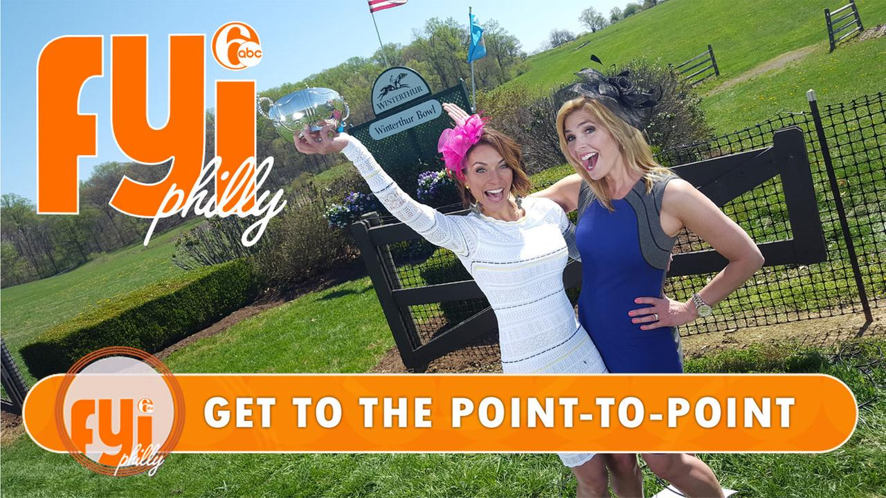 FYI Philly: Point-to-Point and the NFL Draft arrive