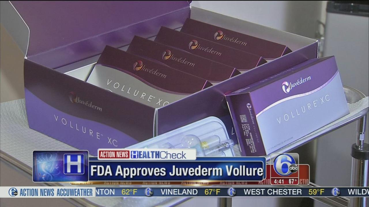 First 18-month wrinkle filler for mouth area now on market
