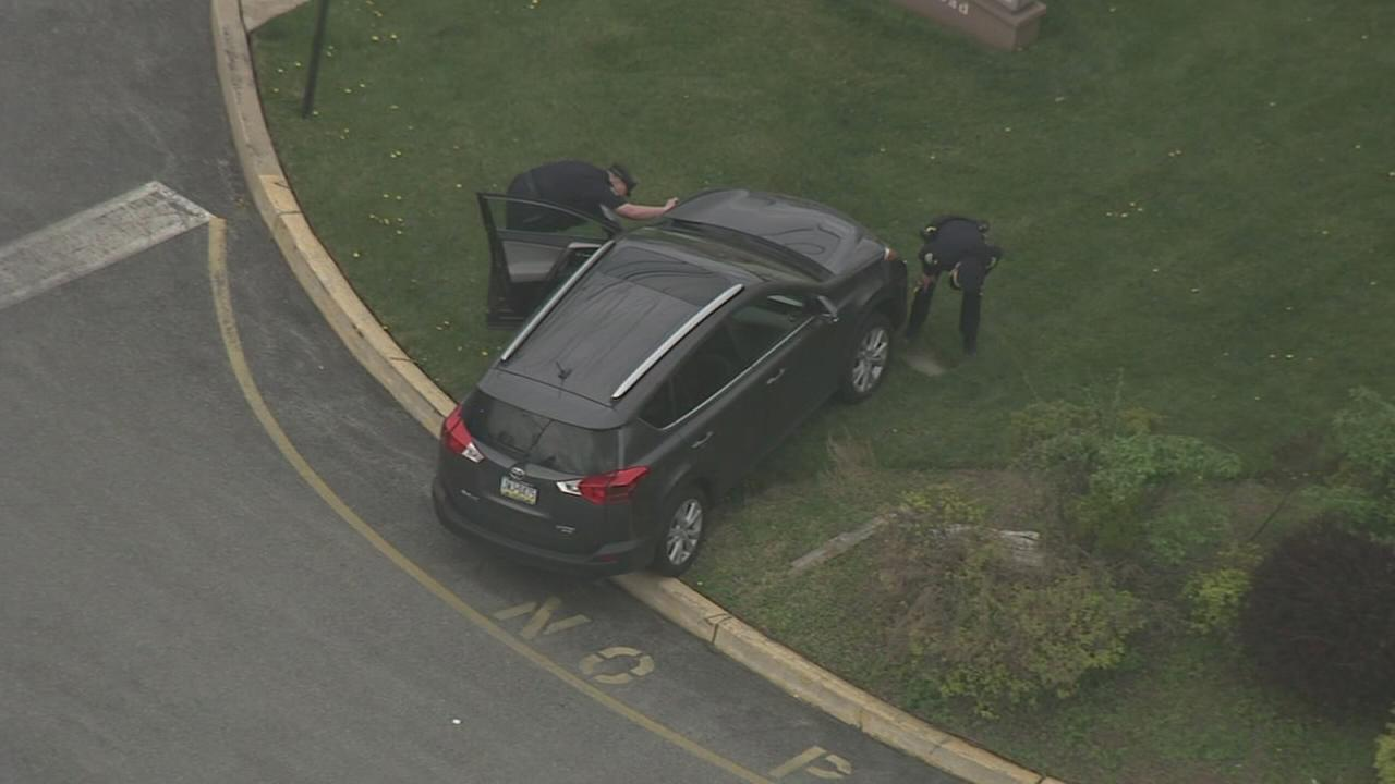 Woman critical after Plymouth Township accident