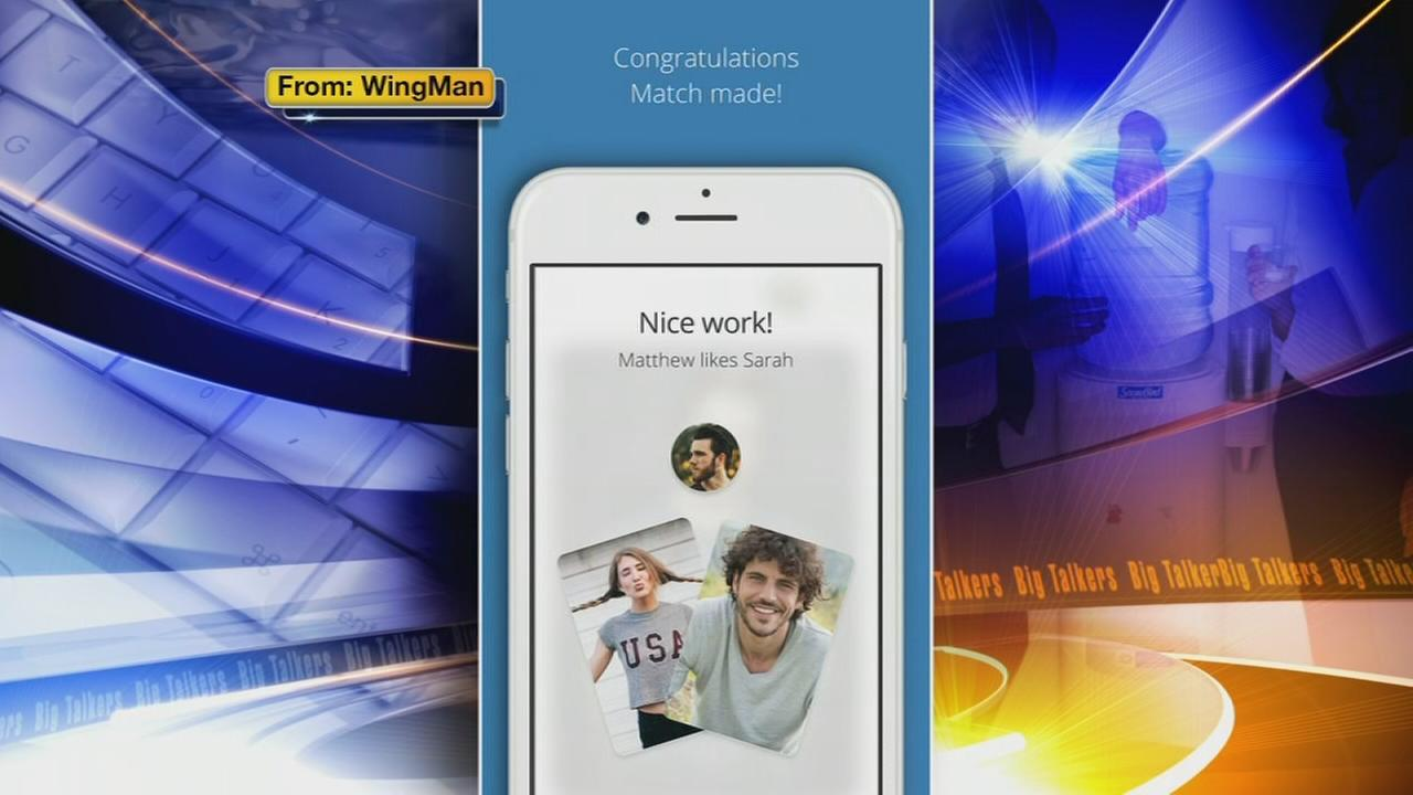 Wingman app allows your friend to choose your perfect match