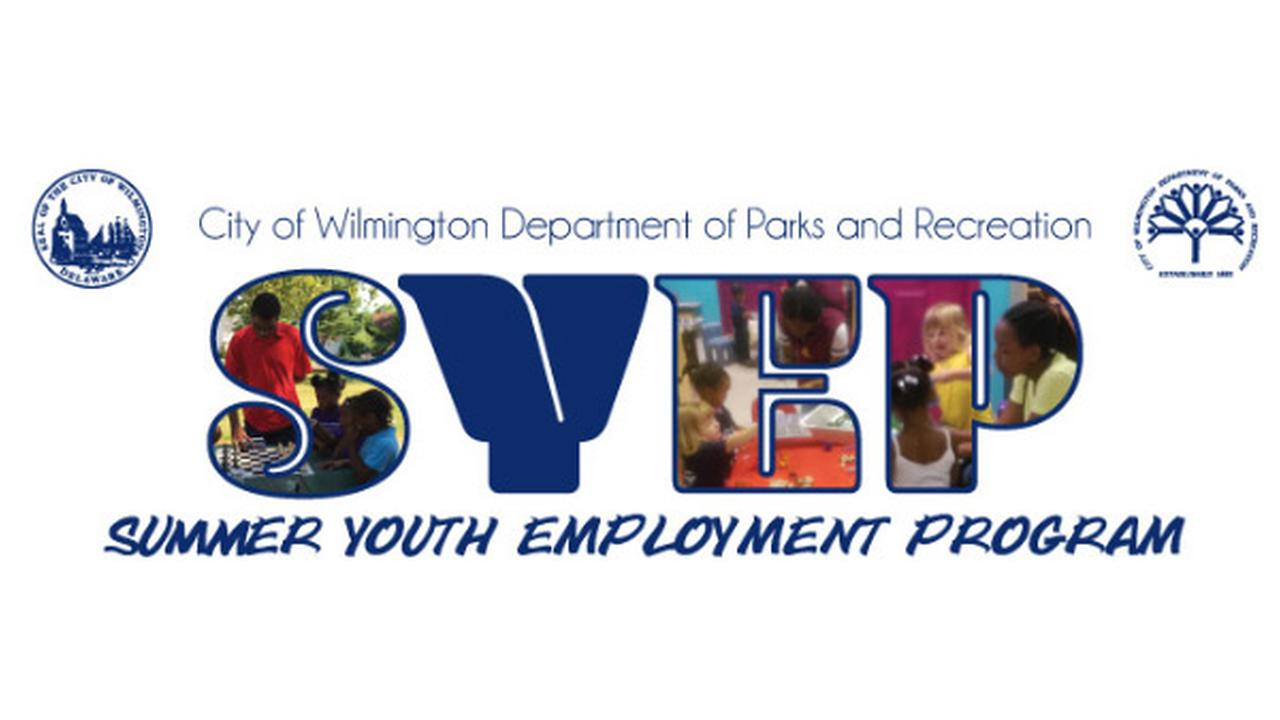 Application pickup locations for youth summer jobs in Wilmington