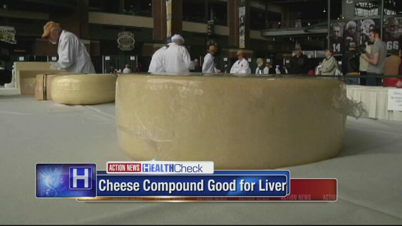 Cheese may have liver rescue compound