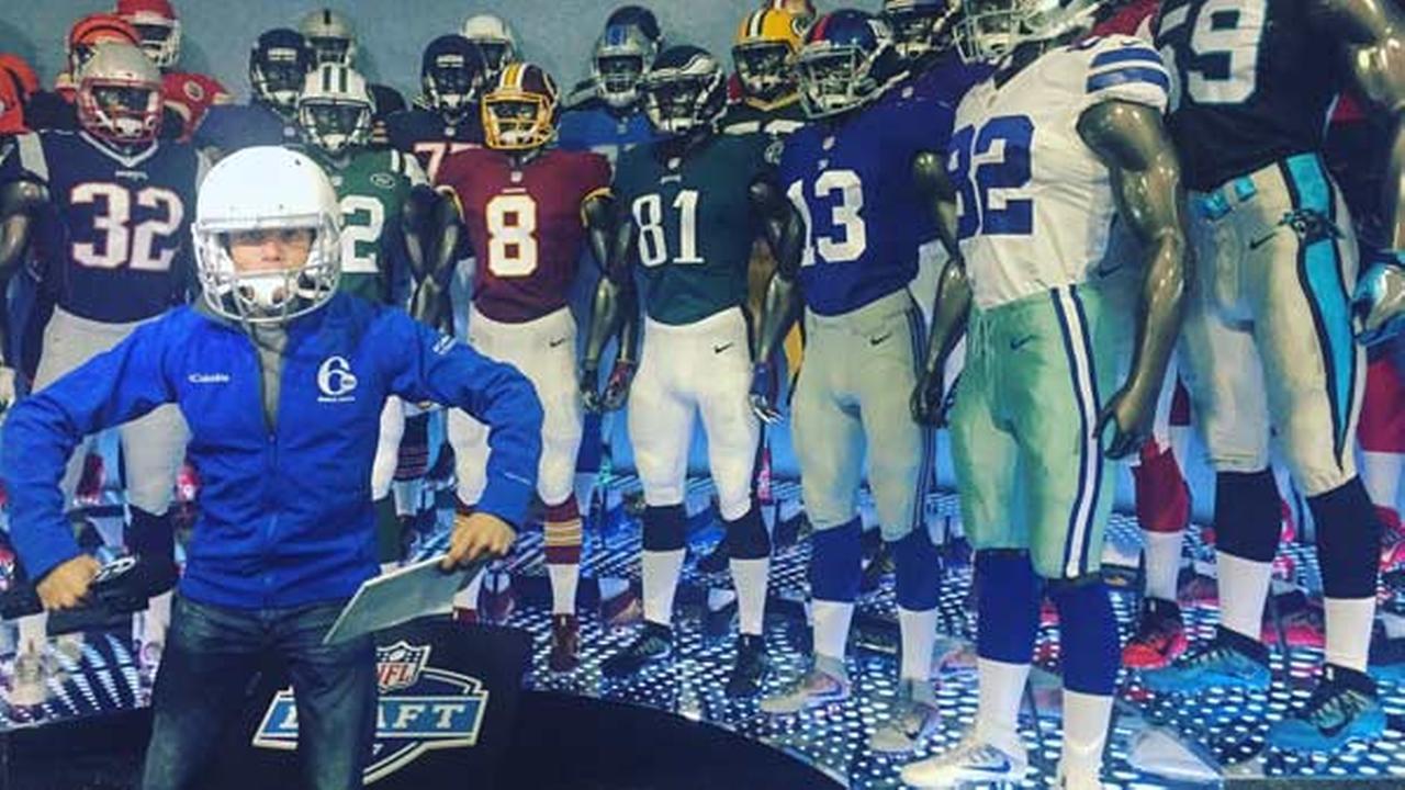 VIDEO: Adam Joseph previews the NFL Draft Experience