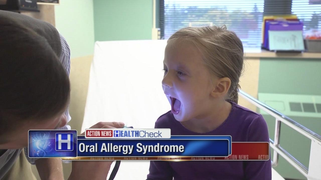 Help for Oral Allergy Syndrome