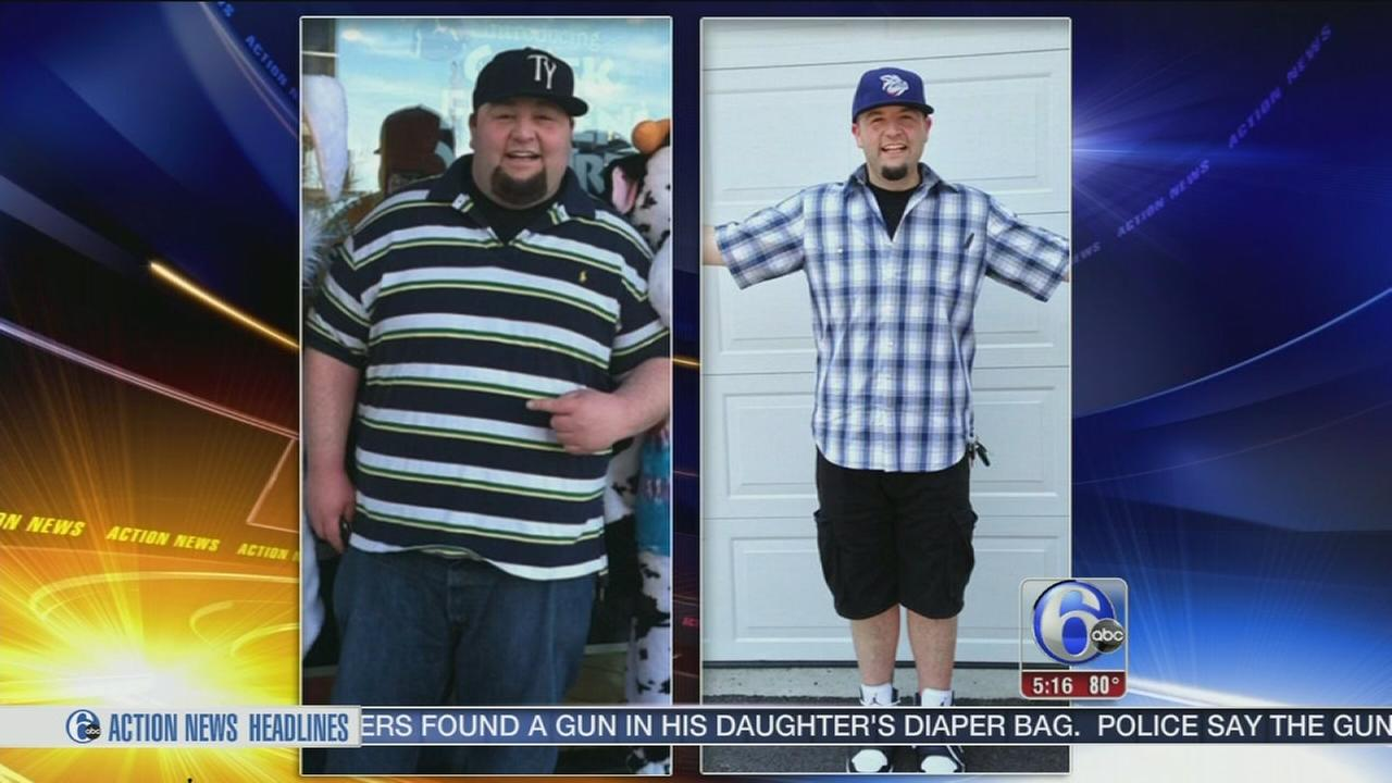 6abcGetsFit: Local radio DJ drops 221 pounds! | 6abc.com
