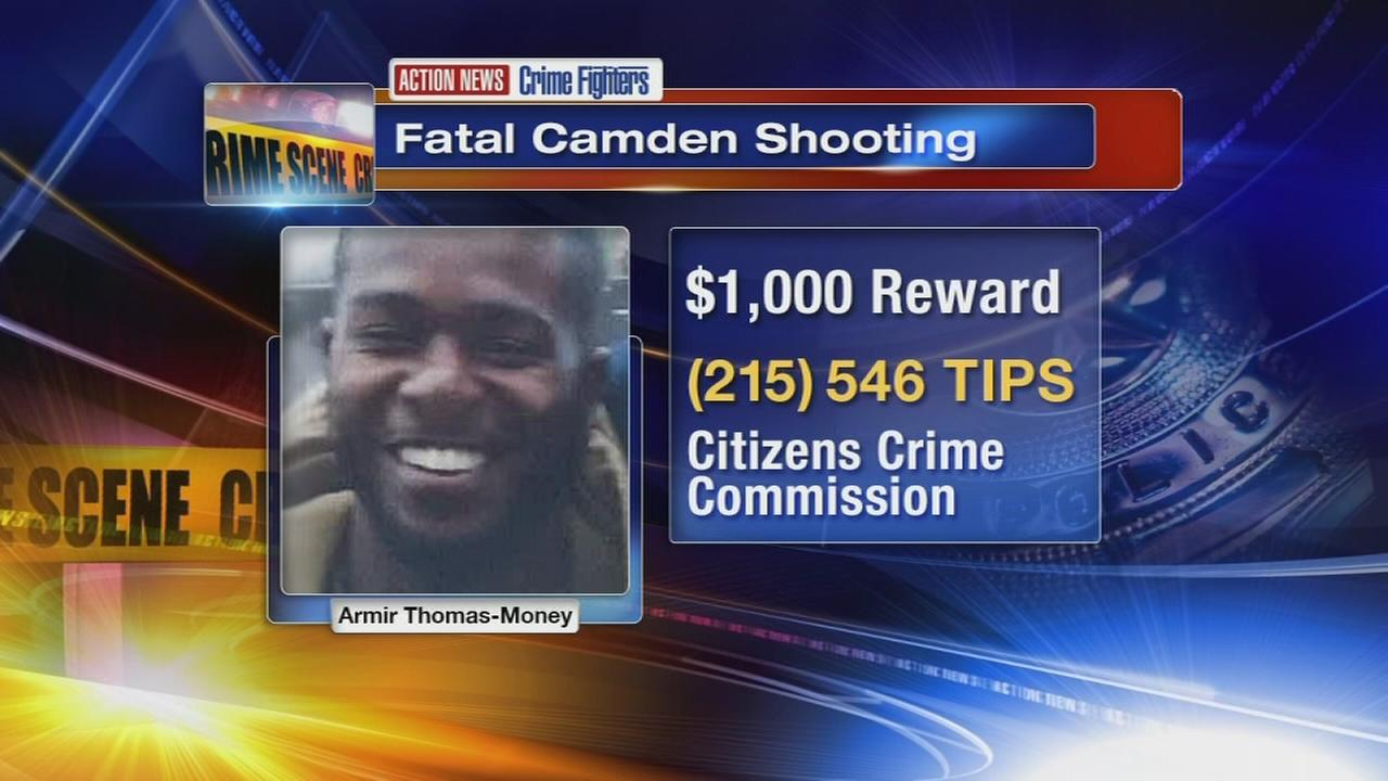Father seeks justice for sons murder in Camden