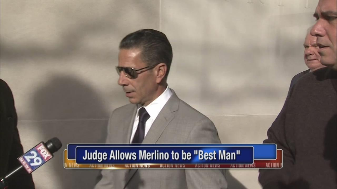 Judge allows Joey Merlino to be Best Man