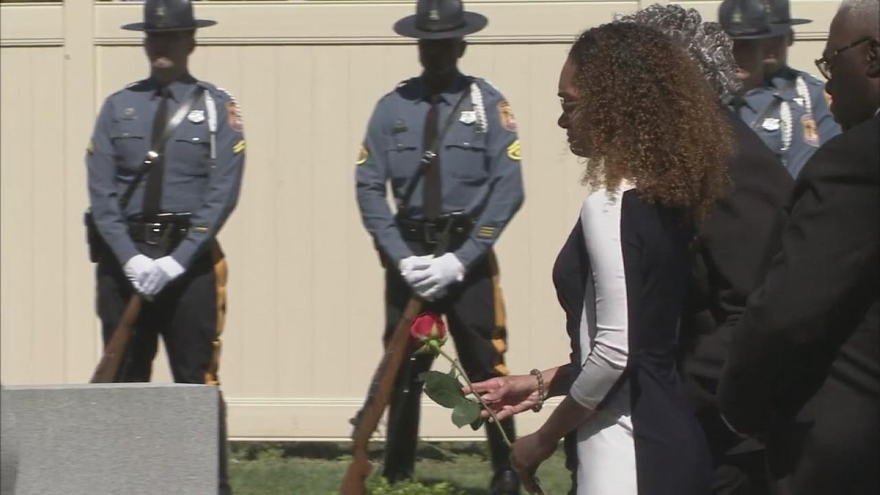 Memorial service held for fallen officers in Delaware