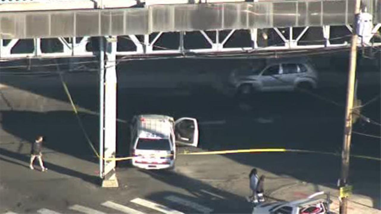 Man struck by car in Kensington