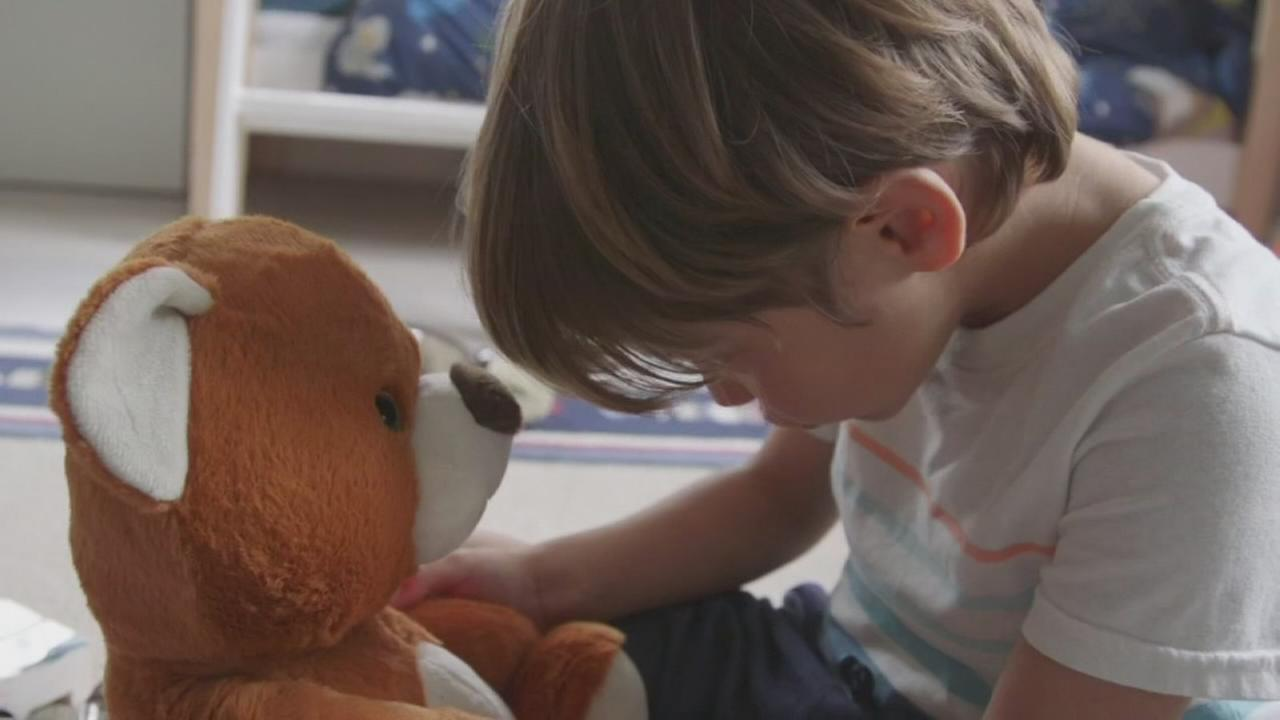 Can you childs internet-connected toy expose personal data?