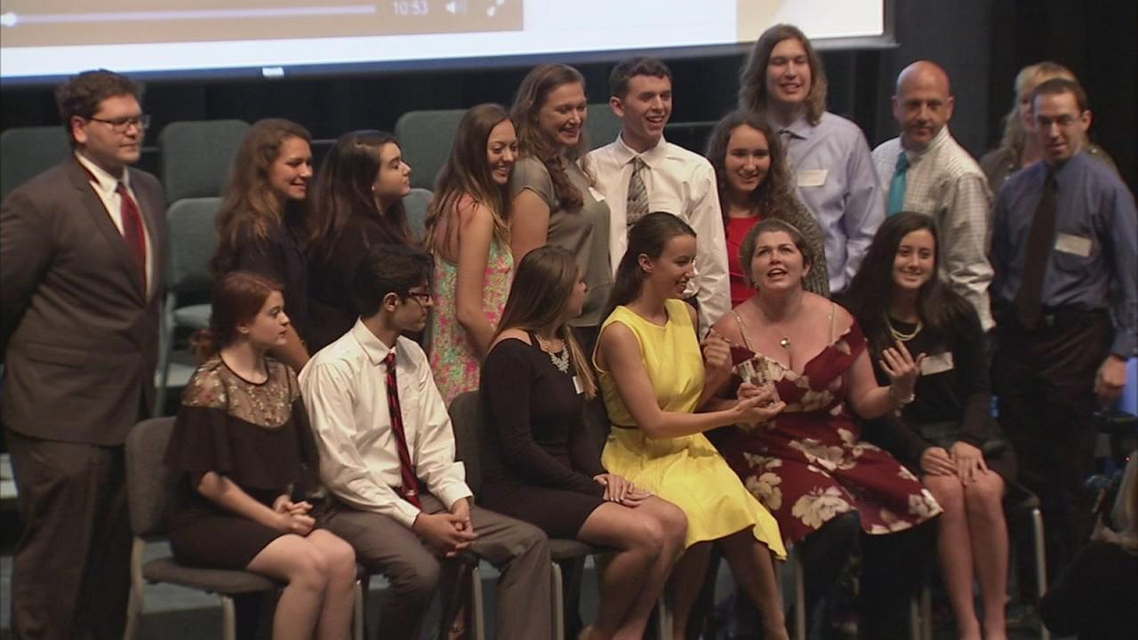 Student Journalists awarded