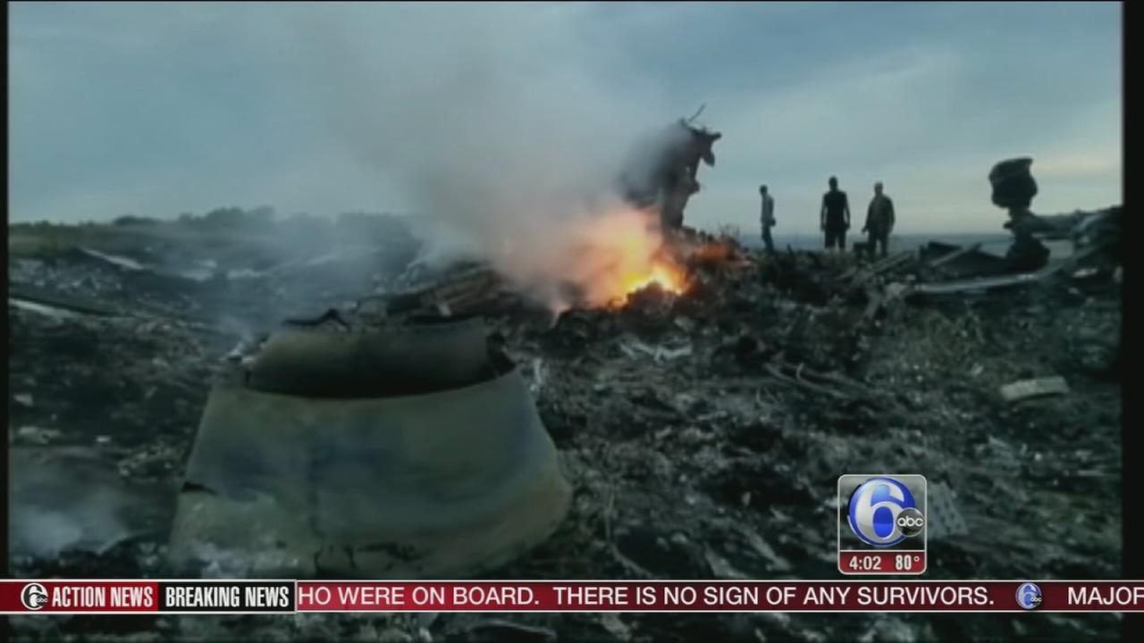 VIDEO: Aviation expert on Malaysia plane crash