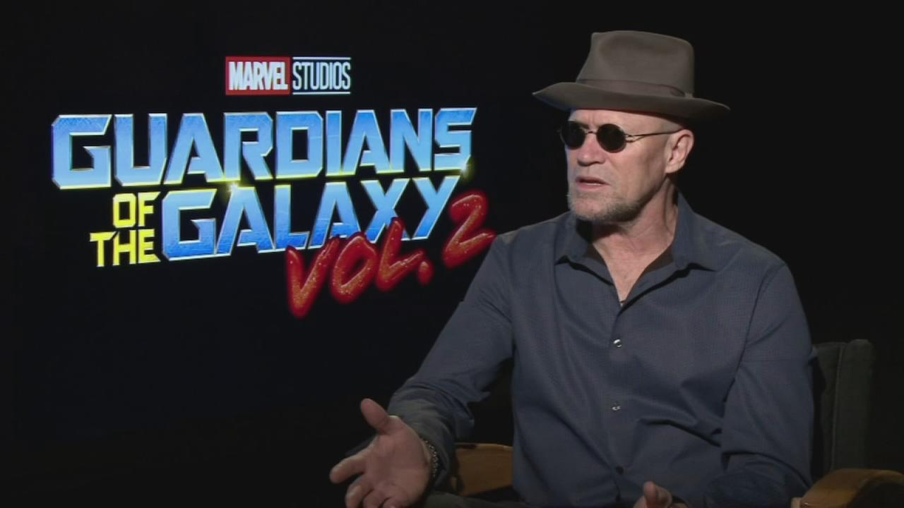 VIDEO: Alicia and Michael Rooker