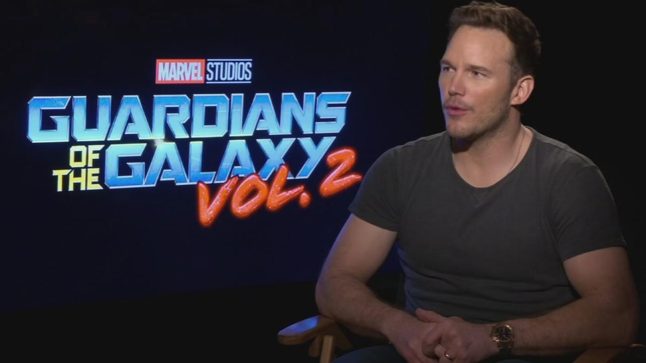VIDEO: Alicia and Chris Pratt