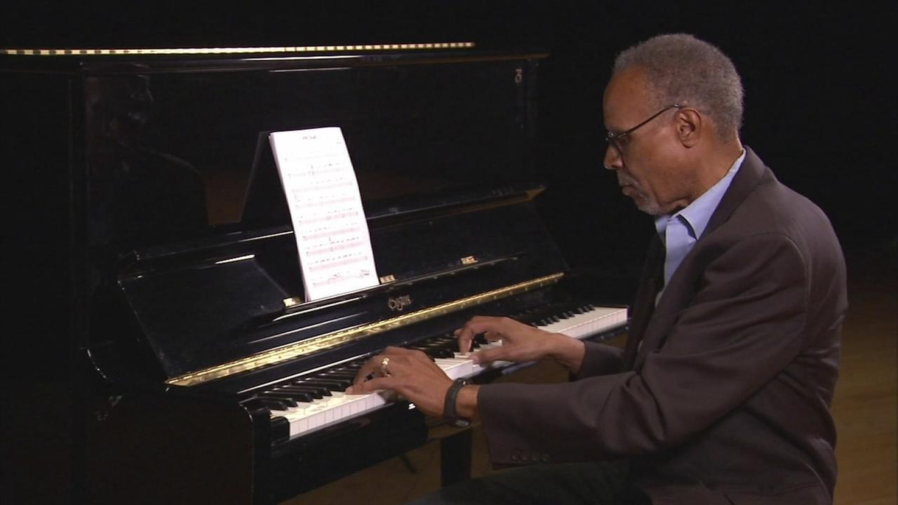 Art of Aging: Jazz musician
