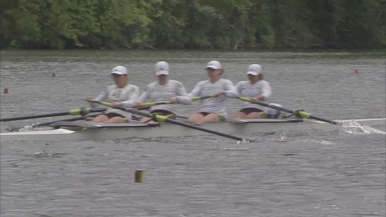 VIDEO: The Dad Vail Regatta